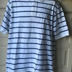 RALPH LAUREN POLO Men's XL tall shirt